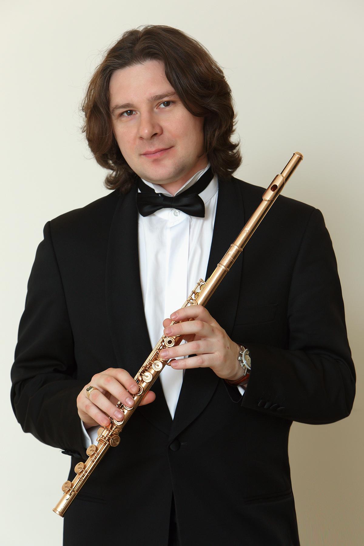 Николай Попов (флейта)